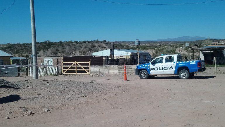 Este domingo por la madrugada tuvo lugar un nuevo crimen en Rincón de los Sauces.