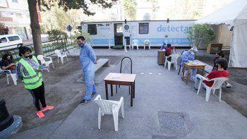 Cinco muertos por COVID en Neuquén y 159 nuevos positivos