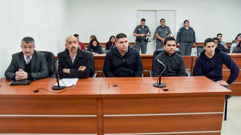 Acusaron a los policías que golpearon a Facundo Agüero