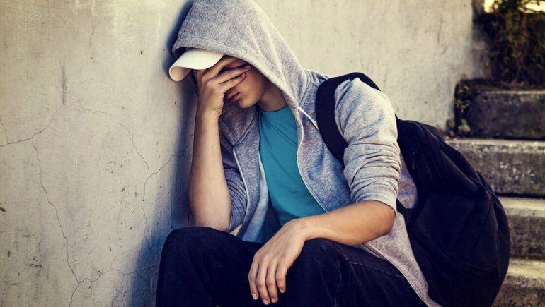 El 20% de los nenes de Europa crece infeliz y con ansiedad