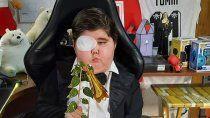 homenajean a un pequeno youtuber chileno que murio