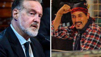 El Gobierno y la oposición se cruzan por el caso Jones Huala