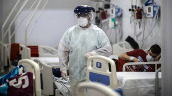 covid: 10.356 nuevos casos y otras 135 muertes en las ultimas 24 horas