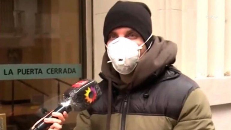Santiago del Moro: A todos nos va a tocar