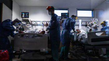 COVID: 286 muertos y 15.622 positivos en las últimas 24 horas