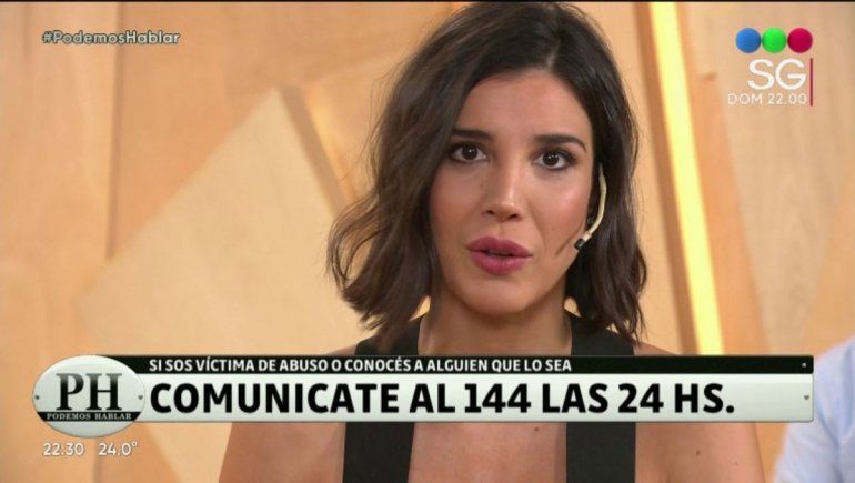 Andrea Rincón: Desperté junto a hombres y mujeres que no conocía