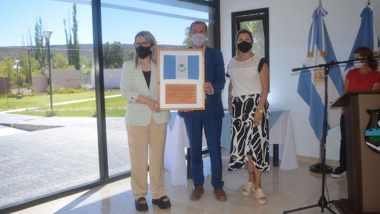 Con anuncios de obras Rincón celebró su aniversario