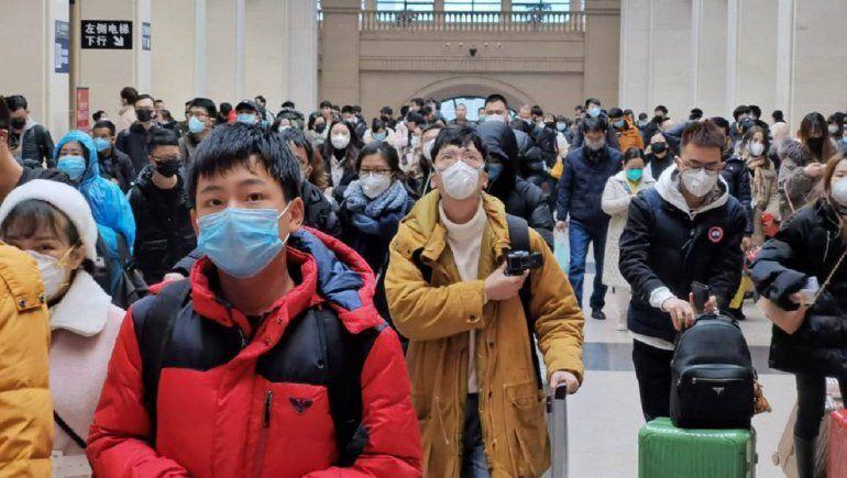 Por rebrote de covid-19 en Wuhan toda la población deberá testearse