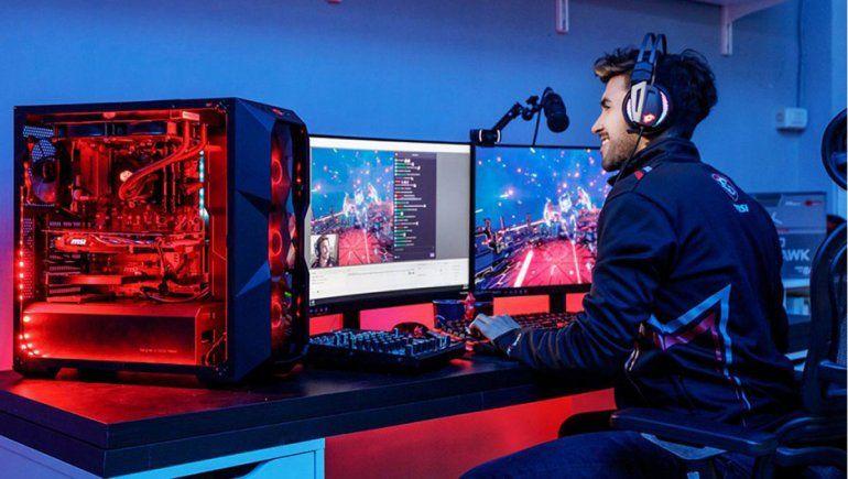 Del gaming al streaming, una nueva forma de ganarse la vida