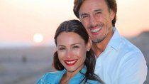 la romantica declaracion del marido de pampita: tenia ganas de enamorarme