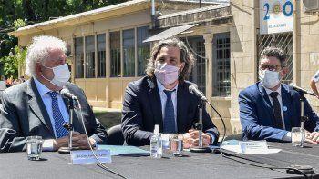 a las 12, el gobierno anuncia las restricciones en conferencia de prensa