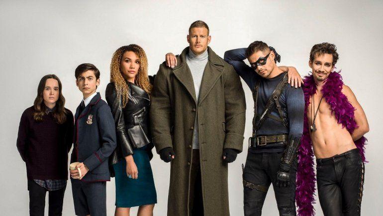 The Umbrella Academy 3 en Netflix: títulos de cada episodio