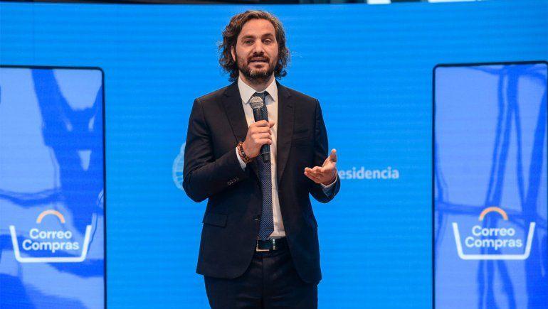 Cafiero reiteró la necesidad de focalizar el IFE para su cuarto pago | Foto: @SantiCafiero (vía Twitter)