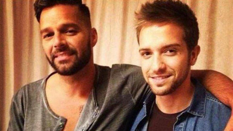 TikTok: así sería un hijo de Ricky Martin y Pablo Alborán