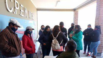 Junín: reclamo de escuelas rurales sin clases por fuga de gas
