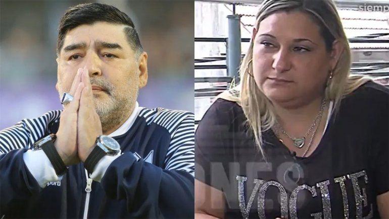 La cocinera de Diego Maradona habló de su muerte por primera vez