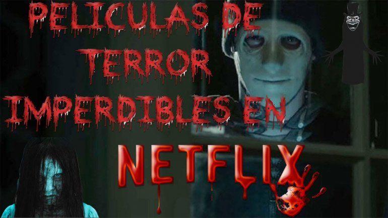Fin de semana de terror: cinco películas para ver en Netflix