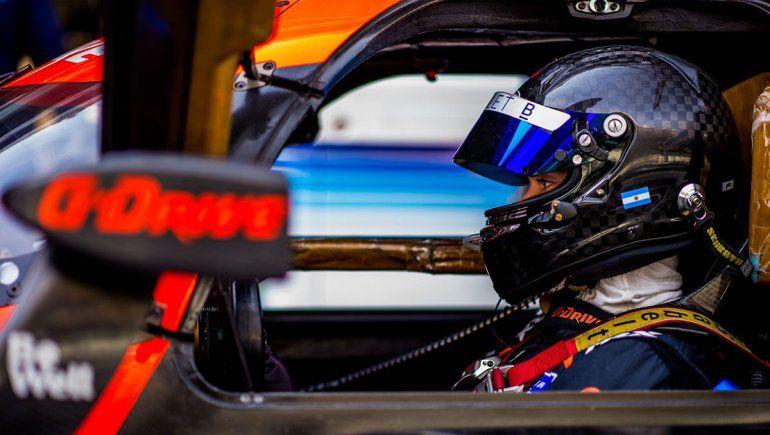 Franco Colapinto esta inscripto para correr la edición 2021 de las 24 Horas de Le Mans.