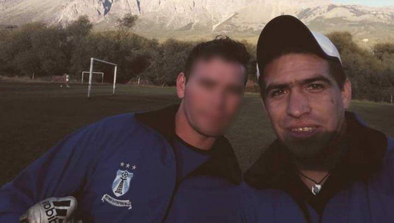 Hugo Lima era jugador de Deportivo Rincón. Le pegaron tres tiros, uno de ellos en la frente.