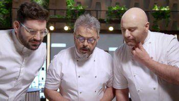 Paramount Plus estrenó primer capítulo de Manos Arriba Chef
