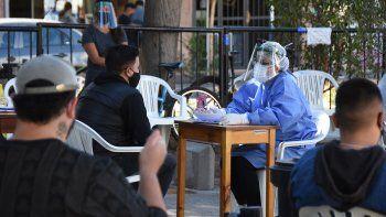 Neuquén sumó 210 nuevos contagios de coronavirus