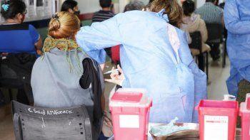 Cómo es el programa de vacunación en las salitas barriales