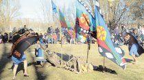 invitan a izar la bandera mapuche para el winoy xipantu