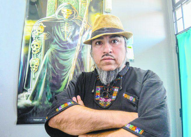 El brujo Atahualpa, una