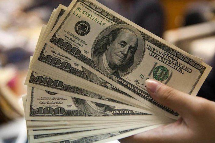 El dólar blue tuvo un descensodel 0