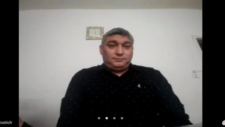 Cómplice del ataque al taxista Sánchez seguirá en preventiva