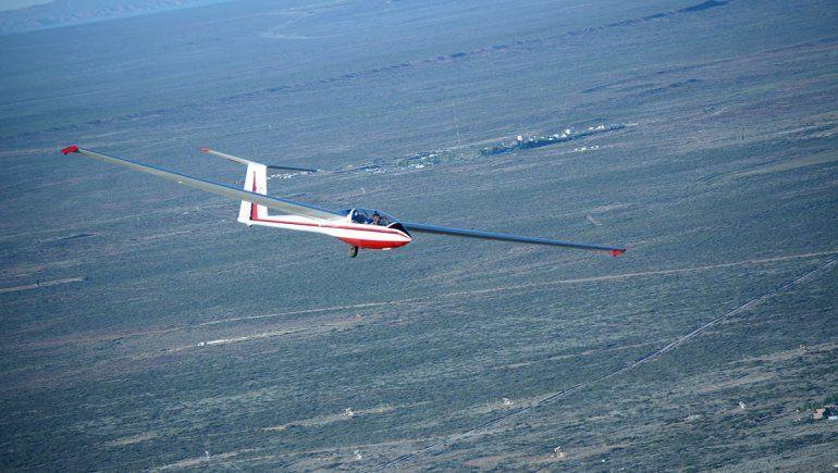 Cutral Co tiene listo el plan para formar pilotos planeadores