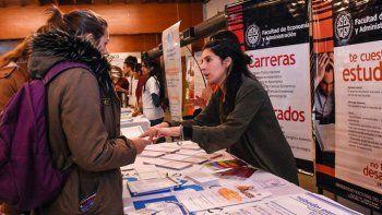 Los neuquinos tendrán un app para elegir su carrera universitaria