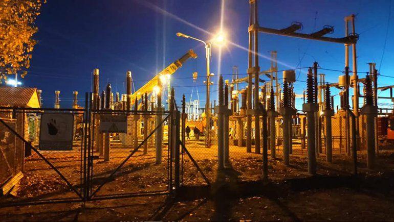 Reprograman un corte de luz para la zona norte de la Provincia