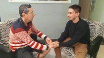 historia de amor en zapala: un padre le donara un rinon al hijo