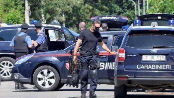 alarma en la eurocopa: desactivaron un coche bomba cerca de un estadio