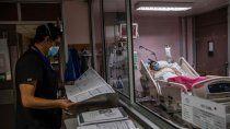 chile: las camas de terapia intensiva estan en un 95%