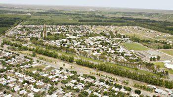 Los privados podrán financiar obras en El Chañar
