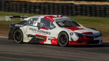 Diego Azar ganó la segunda final del Top Race en Buenos Aires