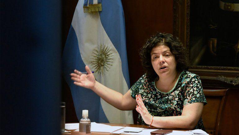Vizzotti: Estamos en los últimos tramos de las negociaciones con Pfizer