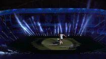 el espectacular homenaje de conmebol a diego previo a partido
