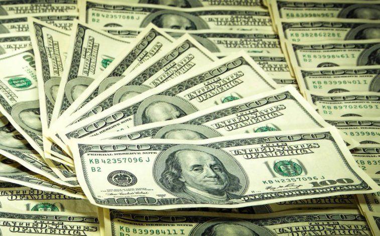 El dólar blue bajó 1