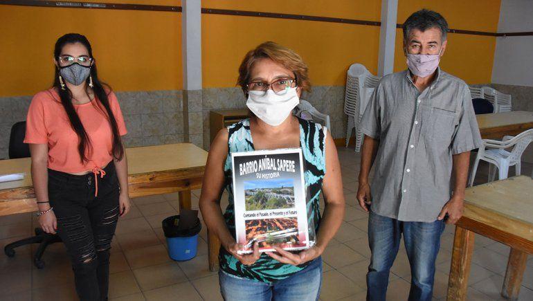 Vecinos de Sapere rescatan historias insólitas del barrio