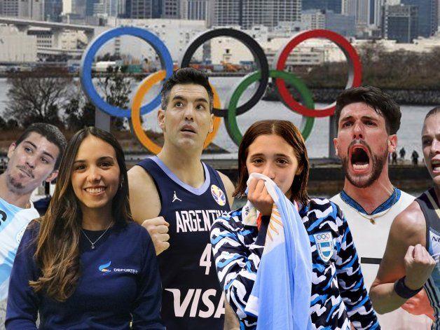 Cuánto cobrará cada atleta argentino que irá a los Juegos Olímpicos