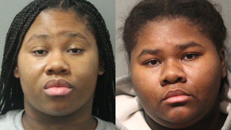 Dos hermanas apuñalaron a un guardia 27 veces