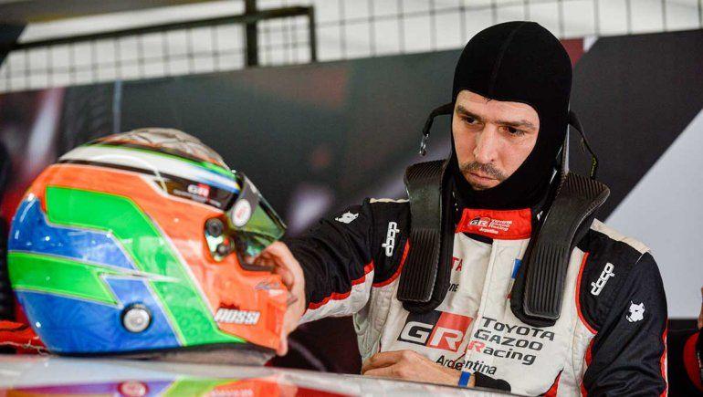 Matías Rossi pegó un portazo y no corrió la final del Súper TC2000