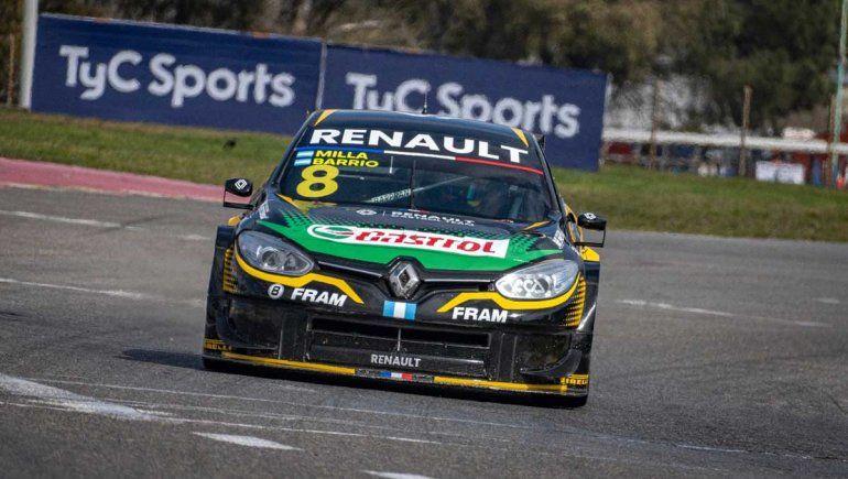 Jorge Barrio impuso la primera referencia entre los invitados del Súper TC2000.