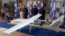 europa: un narcodron llevaba hasta 150 kilos de droga