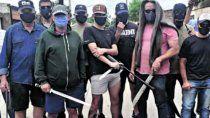 tucuman: organizaron milicias vecinales contra la inseguridad