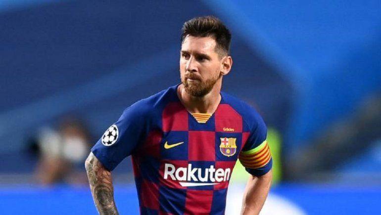La superoferta que haría el Manchester City por Messi