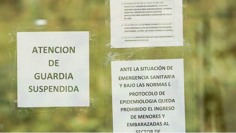 Por temor al colapso, clínica de San Martín suspendió la atención por guardia